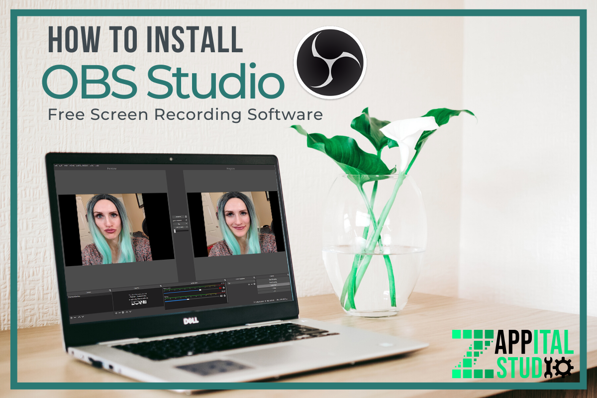 How to Install OBS Studio Free Screen Recording Capture Software