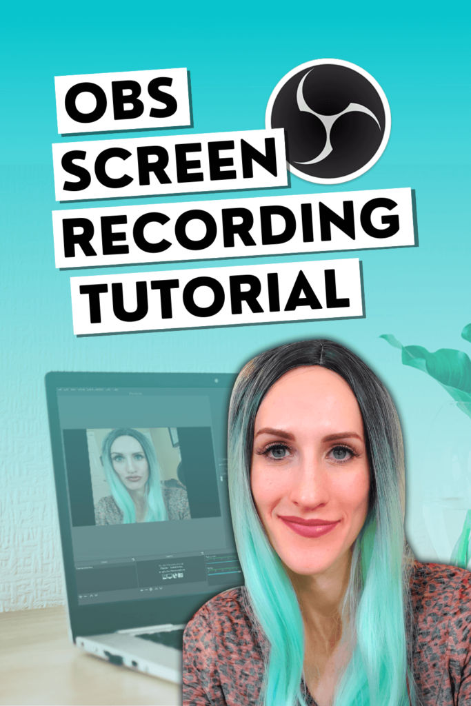 How To Record With OBS Screen Recording Tutorial